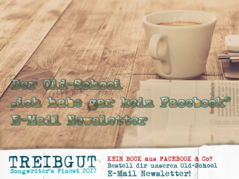TREIBGUT - Newsletter