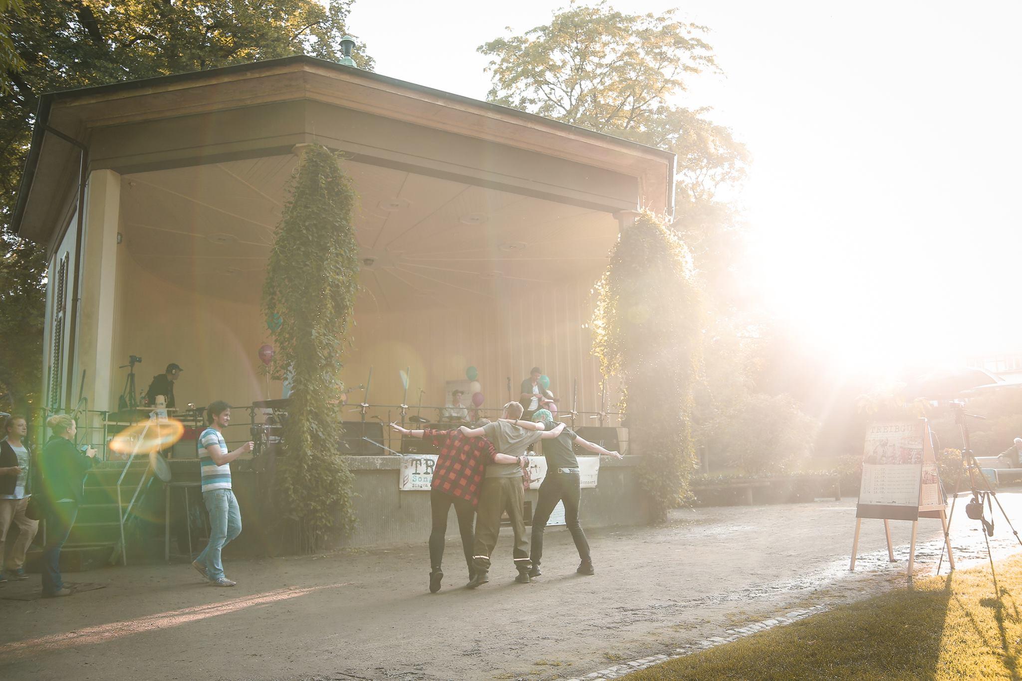 Ohrenpost - Treibgut-Festival-1-2017 - Schlossgarten-Pavilon Münster