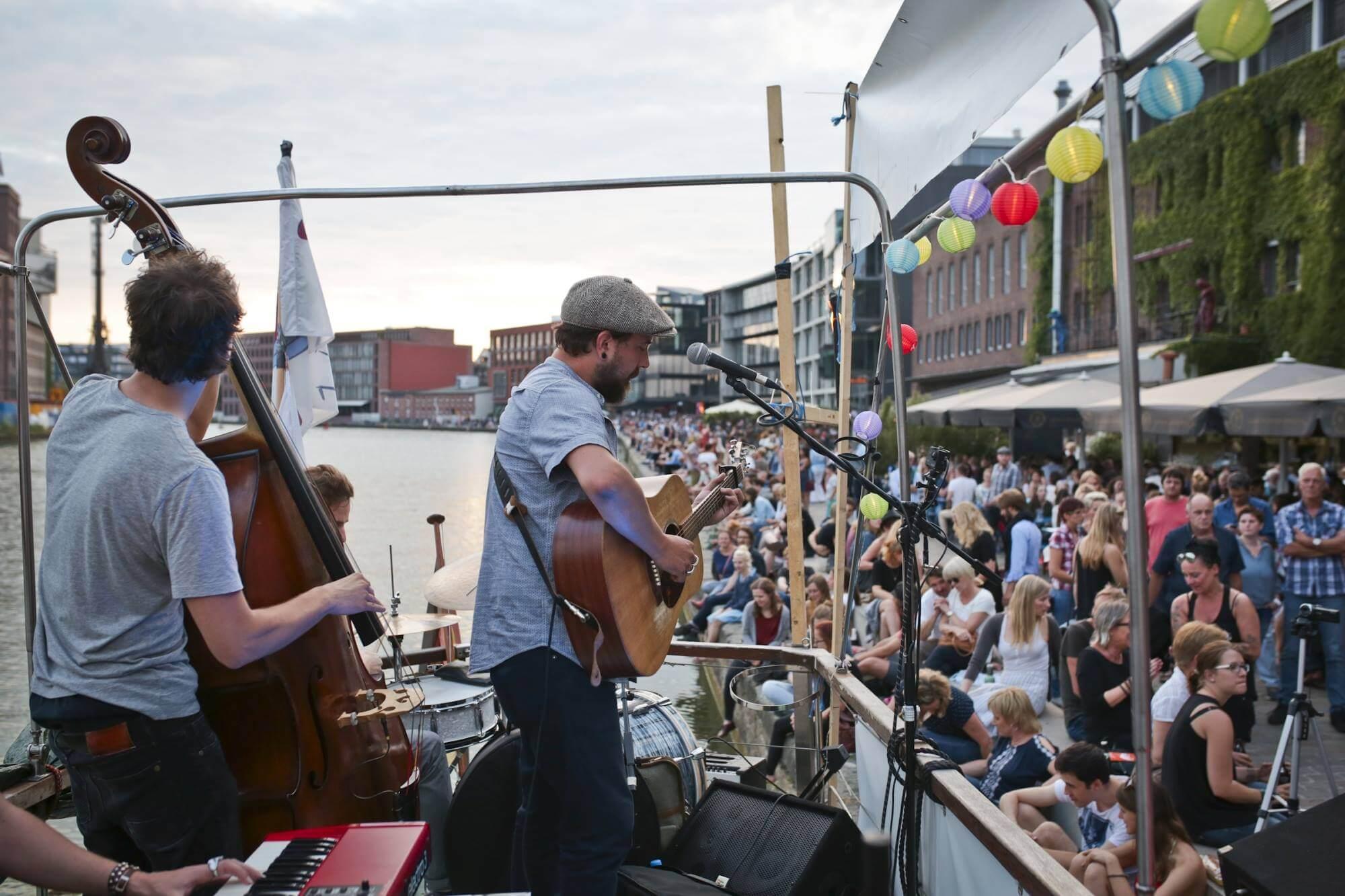 TREIBGUT Festival - Hafen Münster - Hannes Weyland