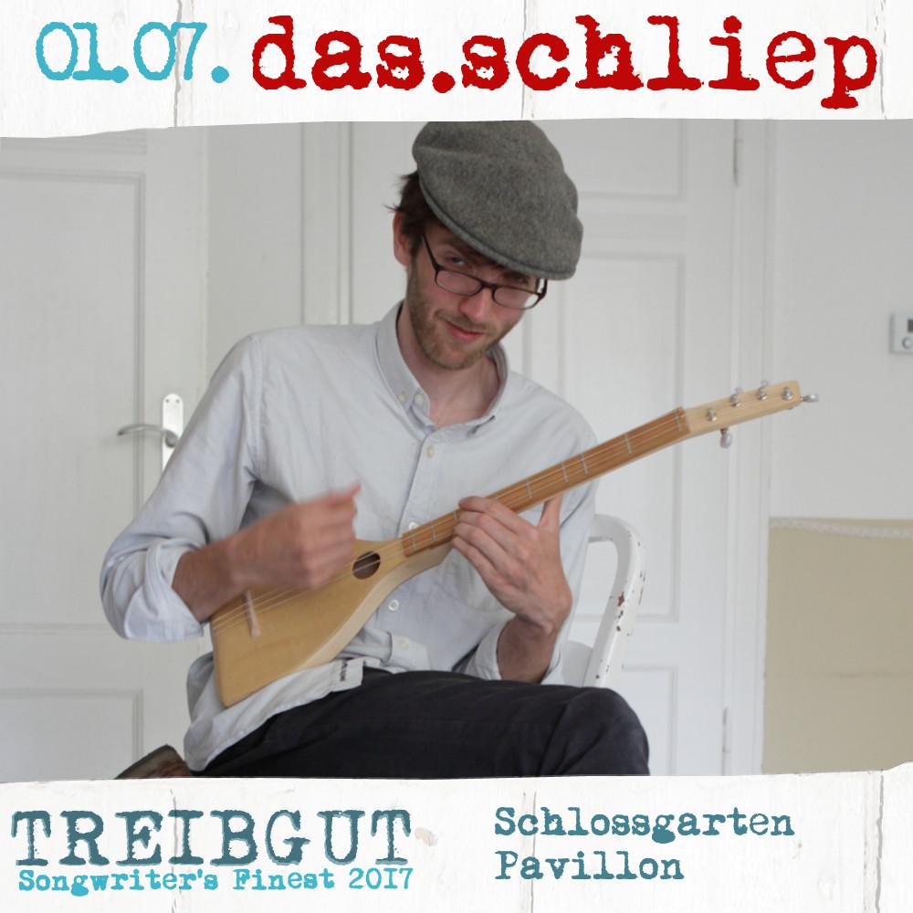 Treibgut Festival -No: 1 /2017 Künstlervorstellung das schliep