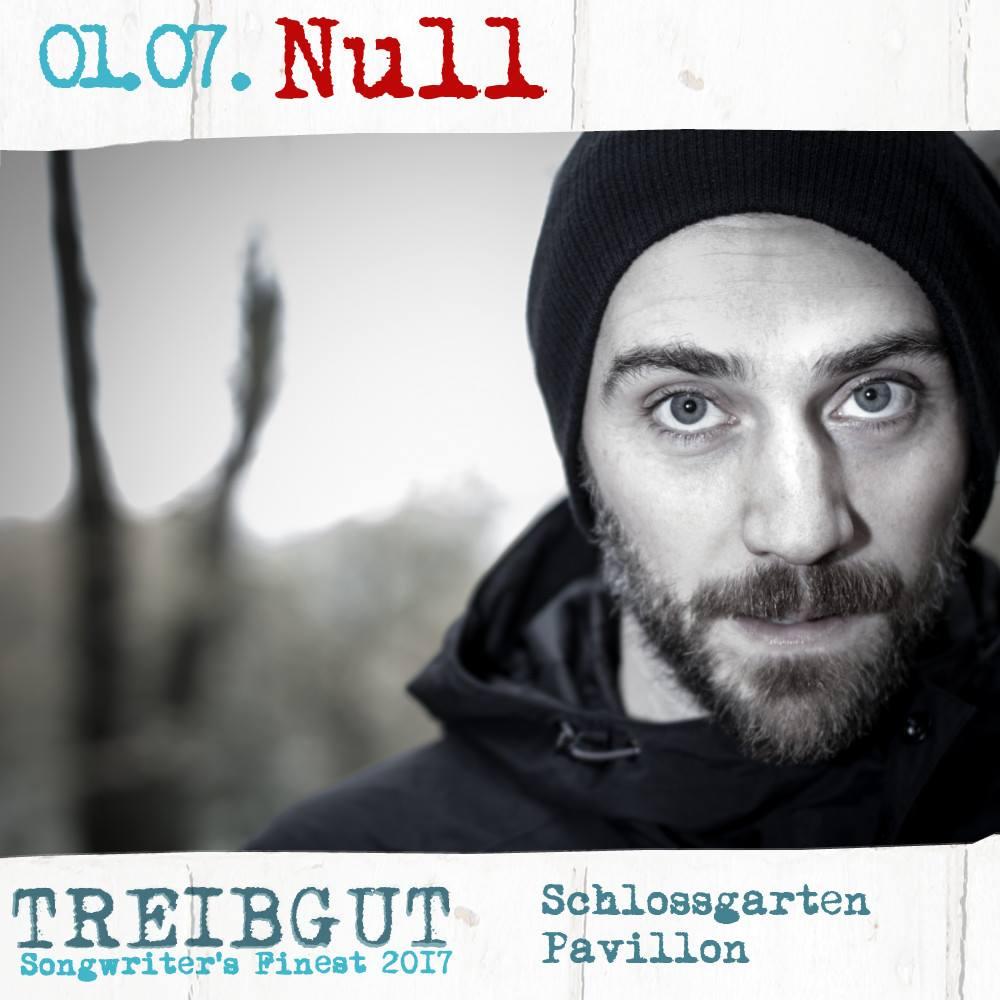 Treibgut-1-2017- Null - Songwriter aus Regensburg