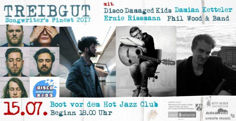 Treibgut - Songwriter Festival No2/2017