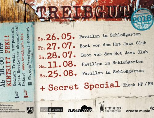 TREIBGUT – Festival(s) – Termine 2018