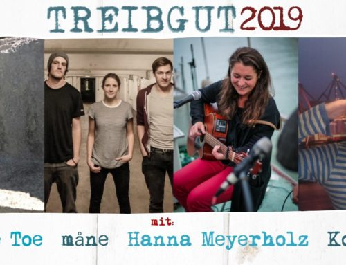 TREIBGUT #1 2019 – Songwriters Finest mit Little Toe – måne – Hanna Meyerholz – komparse