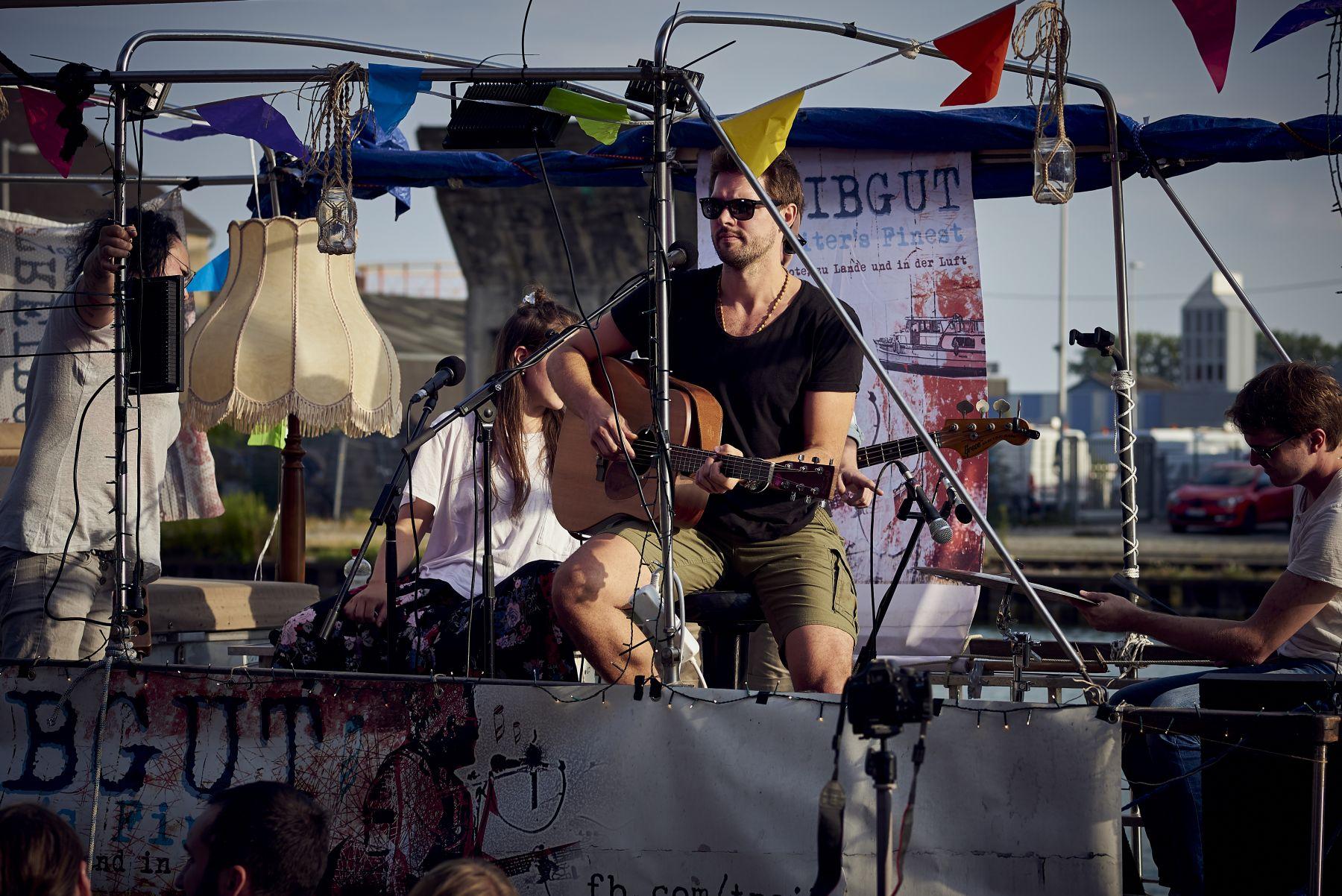 Treibgut - Hafen -1-2019- Jan Felix Band