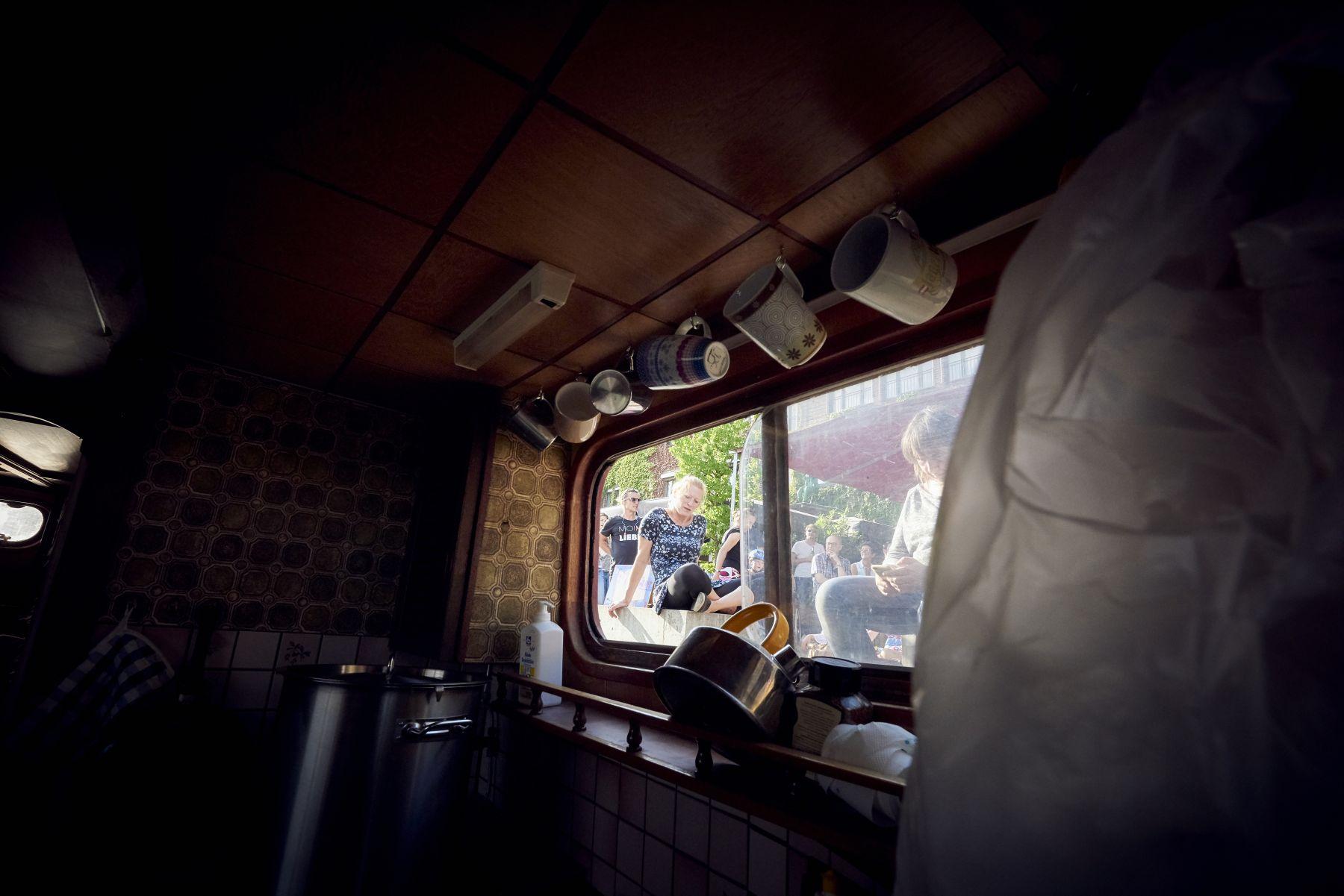 Treibgut - Hafen -1-2019- Kombüse