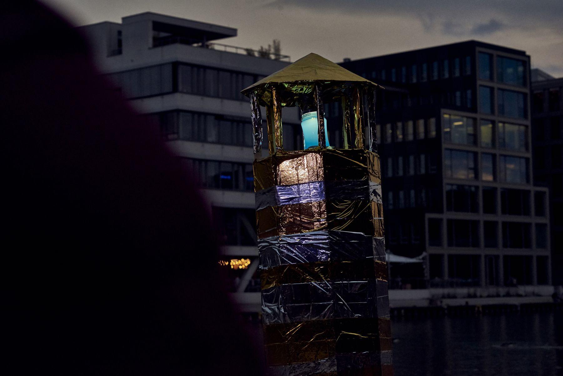 Treibgut - Hafen -1-2019- Leuchtturm 2