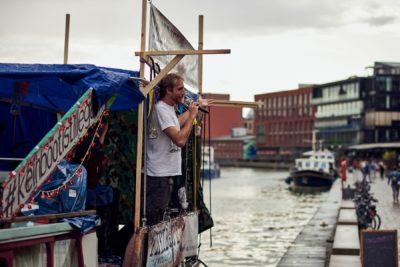 Treibgut - Hafen -2-2019- Es geht Los - Hendrik Hilgert