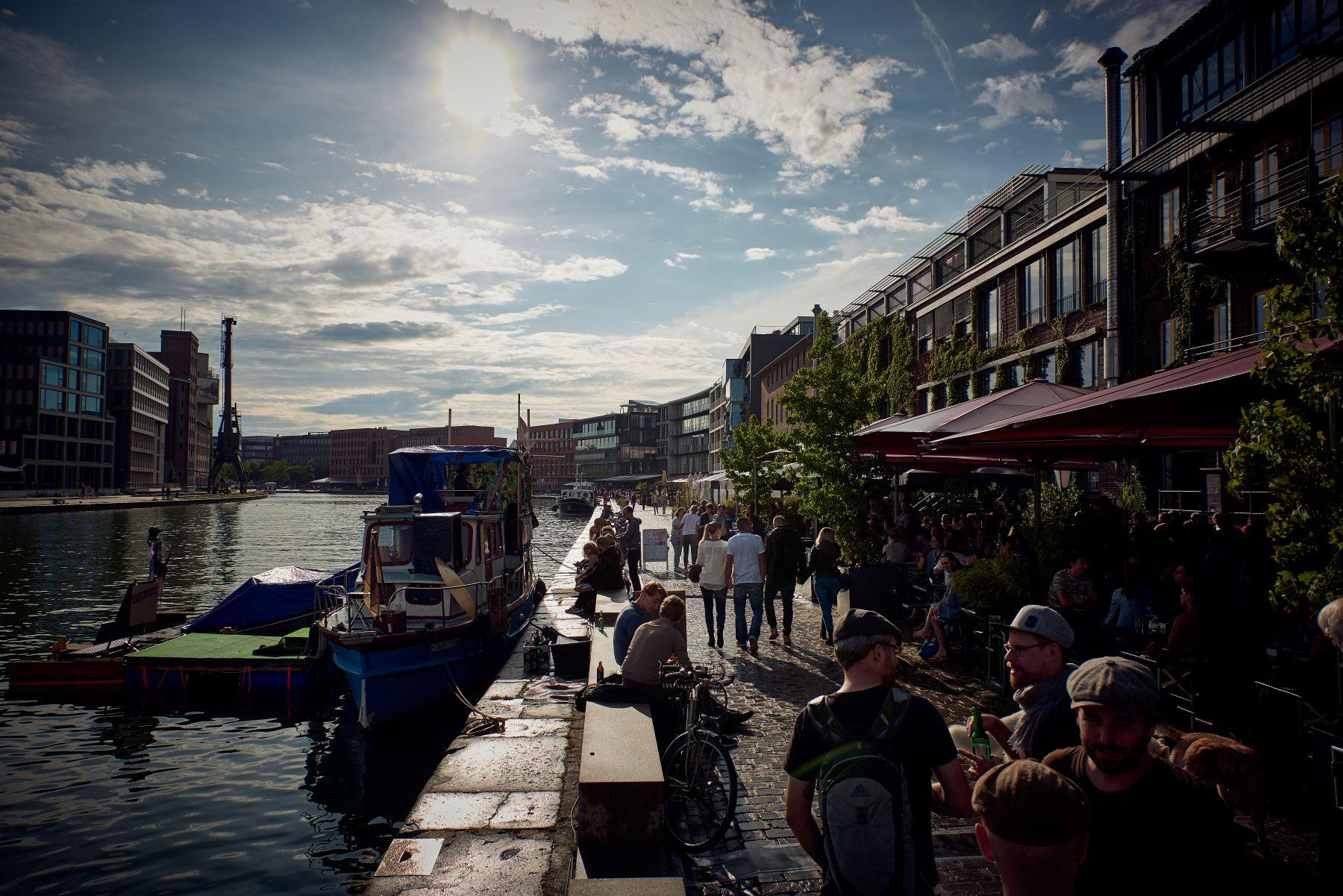 Treibgut - Hafen -2-2019- Jo Zeeland 4 - es füllt sich