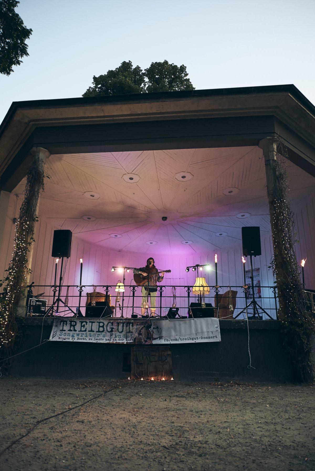 Treibgut - 5- 2019- Schlossgarten Münster