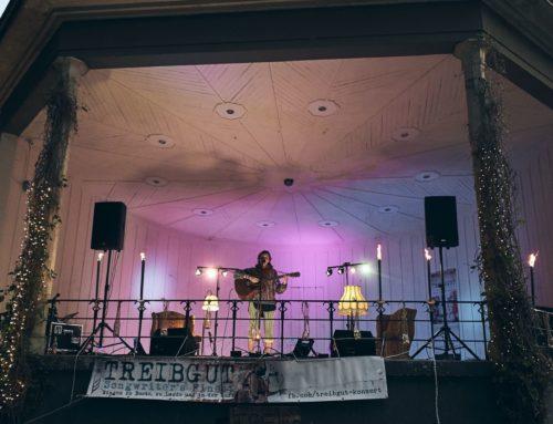 Bericht & Fotos TREIBGUT #5 2019 – Songwriters Finest mit Dan Fairhurst – DEXEL – Joscha Borgers – Rosa Hoelger
