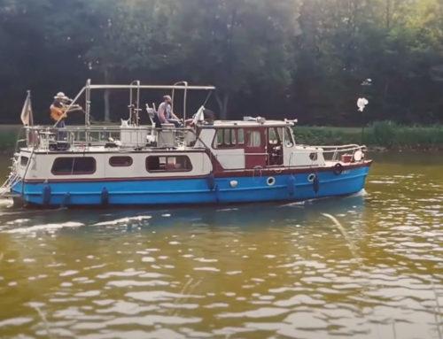 Streamboot No 1 – Erster Live-Stream mit Konzert vom fahrenden Boot ⛴